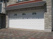 Smart Automatic Residential Garage Door/Waterproof Sectional Door