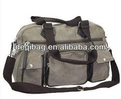 New design bulk canvas travel bag