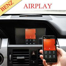 Mercedes Benz Radio AUDIO built-in wireless mirrorlink for C,S,E,ML,GL,GLK series
