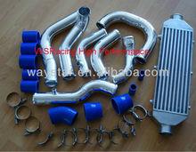 FMIC kits for vw Jetta Golf with turbo intercooler hose kits high permance
