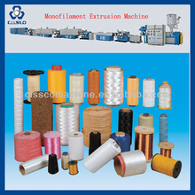 PLASTIC MONOFILAMENT YARN EXTRUDER MACHINE,steel strapping band production lines