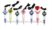 ballpoint pen,novelty pen,wire grip