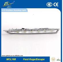 Best Selling European Style 6-16V Super Illuminosity High Power LED DRL For Fordd Kugaa 2013-2015