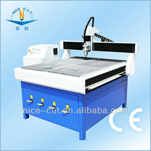 NC-1212 wood, acrylic, PVC CNC Router for sign making