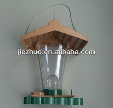 deluxe bird feeder house