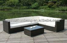 5pcs rattan garden sofa sets uk HB41.9127