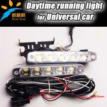 10W led daytime running light for all car models, daytime running drl light for huydai accent,Lexus,Mondeo