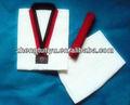 100% formación de algodón ropa de taekwondo