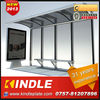 kindle outdoor urban street furniture advertising
