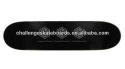 Fiber glass skateboard