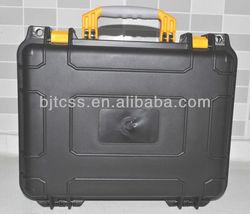 Interior cubed foam Plastic device Case
