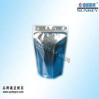 plastic zipper bag for food