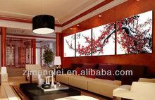 MMM4005 Menglei 50*50cm*4 diy digital oil paint by numbers on canvas