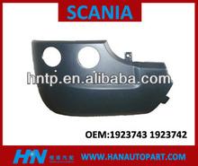 Scania corner bumper Scania spare body part truck parts auto parts 1923743 RH 1923742 LH