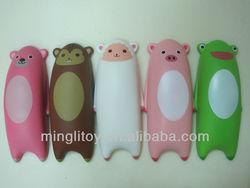 pu animal wrist mouse pad
