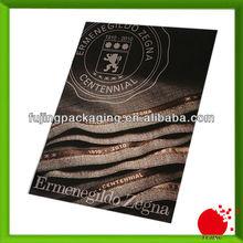 Promotional company sample catalogue