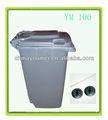 nuova plastica riciclaggio bin contenitore spazzatura