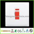 Pandillas 1 moderno interruptores de la luz( ly1- 3- 45a(hb))