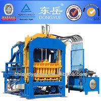 Cost-effective cement hollow block making machineQT6-15B