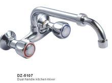 duanl handle kitchen mixer