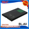 China mobile phone spare parts for nokia e66 BL4U battery oem cell phone parts