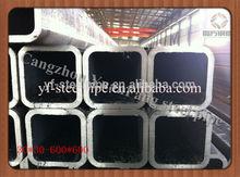 hechos en China de tubos de acero sin costura