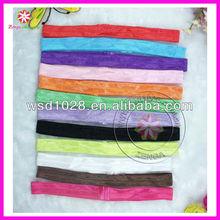 "5/8"" Fold over Elastic Headband infant hairbands"
