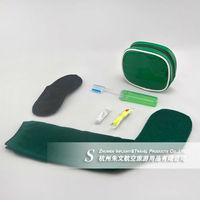 good design travel sleeping kits for airline traveling