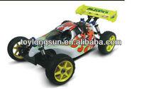 26CC 1/8th 2.4Ghz Bazooka Nitro 4WD Off Road RC Buggy