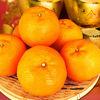 sweet fresh mandarin oranges