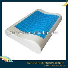 Cooling Gel Memory Foam Wave Shaped Pillows