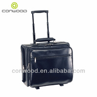 2013 Hot sale Branded small business briefcase trolley bag