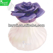 2013 new ceramic rose flower Aroma diffuser
