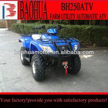 250cc automatic farm quad BH250ATV