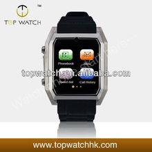 2013 Dual sim watch phone waterproof,wrist tw 810 watch phone android