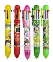 fat multi-color pen,children pen