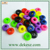 High-heat resistant colored rubber grommet for E-cigarette Tank,Factory,ISO9001