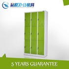 Luoyang Factory supplied 9 door steel luggage locker