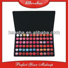 Professional lipstick makeup palette 66 color lip gloss L66