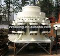 mineração usado cone de neve máquina com alta eficiência triturador de gelo