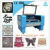 high speed up to 400mm/s CO2 Laser Cutter for Leather Pattern Cutting