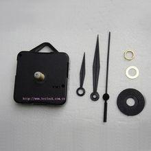 Quartz plastic hanger wall clock movement/plastic hands/pointers and accessories