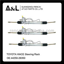 Auto Steering Rack Used For TOYOTA HIACE,44250-26350