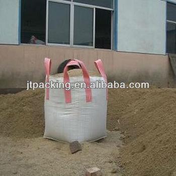 pp woven jumbo bag manufacturer for sand