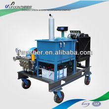 diesel fuel tank cleaning machine 500bar