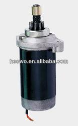 185F gasoline generator eletric starter motor engine starter