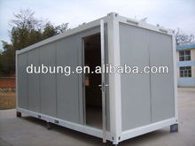 Movable container house for accommodation,living