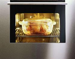borosilicate glass bakewares microwave use