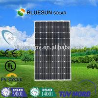 Bluesun brand high efficiency 12v regulador de carga del panel solar