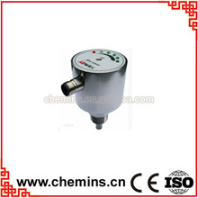metal tube flow meter heat pump water flow switch
